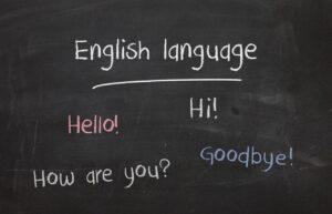 中学生の英語の自主学習