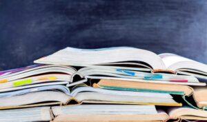 中学生向き通信教育紙教材