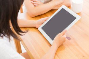 中学生のタブレット学習の選び方