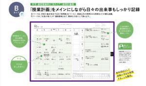 スクールプランニングノート1